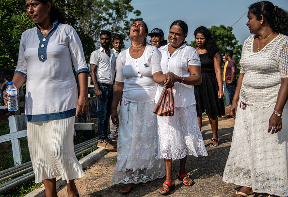Negombo「Sri Lanka Mourns Victims of Easter Sunday Bombings」:写真・画像(14)[壁紙.com]