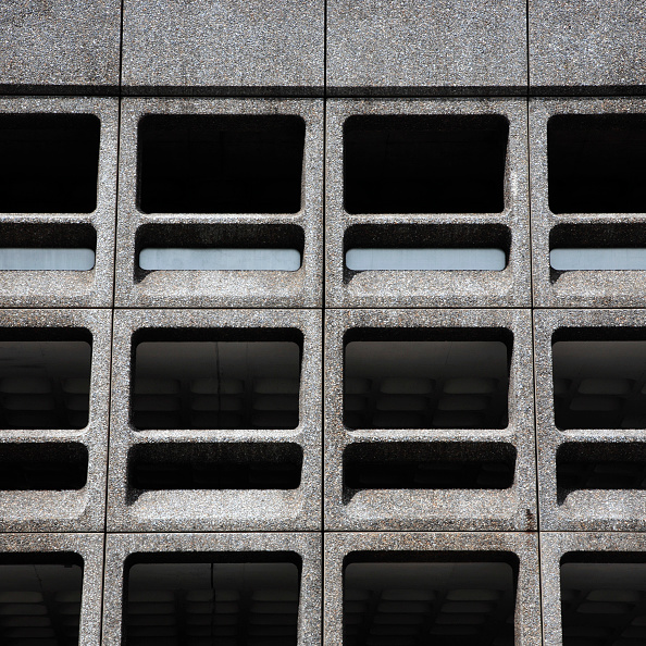Full Frame「Concrete multi-storey car-park, London, UK 2008」:写真・画像(15)[壁紙.com]
