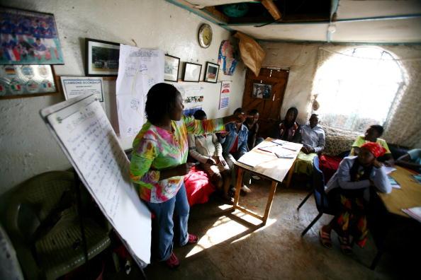 Kenya「The Nike Foundation Funds Programs For Adolescent Girls」:写真・画像(18)[壁紙.com]