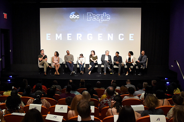 Emergence「Premiere Of ABC's Emergence With PEOPLE」:写真・画像(4)[壁紙.com]