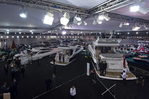 Finance and Economy「The 2016 London Boat Show」:写真・画像(5)[壁紙.com]