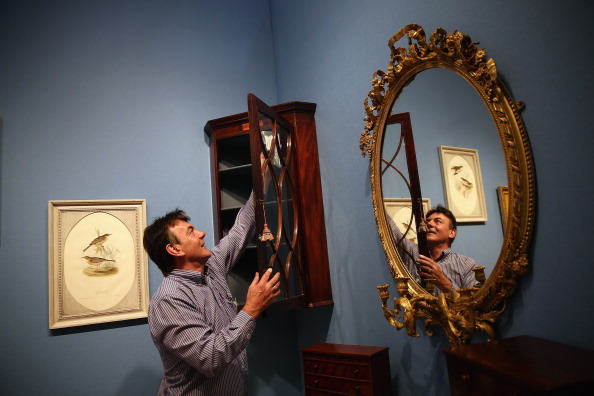 St「Olympia International Fine Art And Antiques Fair Prepares To Open To The Public」:写真・画像(3)[壁紙.com]