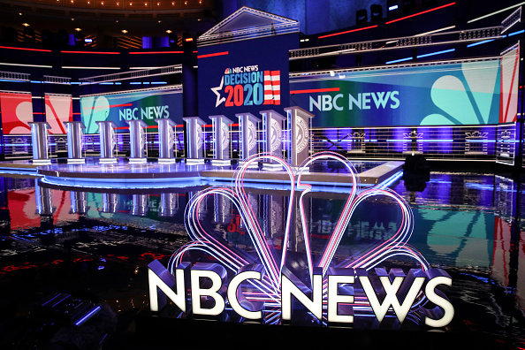 Debate「Democratic Presidential Candidates Attend First Debates Of 2020 Election」:写真・画像(17)[壁紙.com]