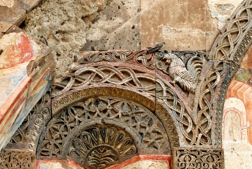 Turkey - Bird「Ani Ruins.」:スマホ壁紙(7)