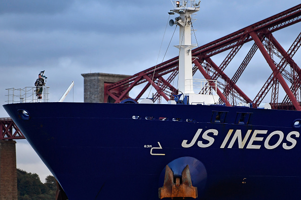Shale「First US Shale Gas Arrives In The UK」:写真・画像(19)[壁紙.com]