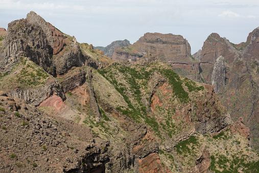 Pico Do Arieiro「Pico do Arieiro mountain」:スマホ壁紙(8)