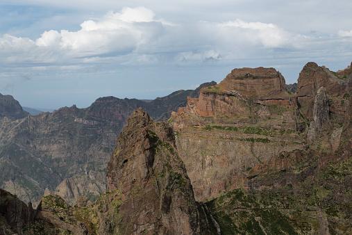 Pico Do Arieiro「Pico do Arieiro mountain」:スマホ壁紙(10)