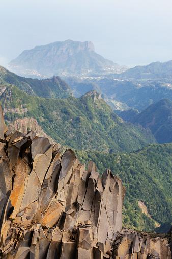 Pico Do Arieiro「Pico do Arieiro mountain」:スマホ壁紙(12)