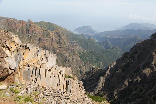 Pico Do Arieiro「Pico do Arieiro mountain」:スマホ壁紙(11)