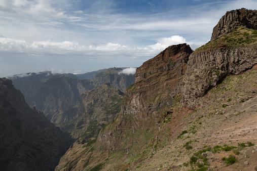 Pico Do Arieiro「Pico do Arieiro mountain」:スマホ壁紙(9)