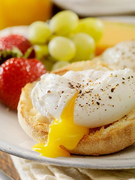 Poached Eggs:スマホ壁紙(壁紙.com)