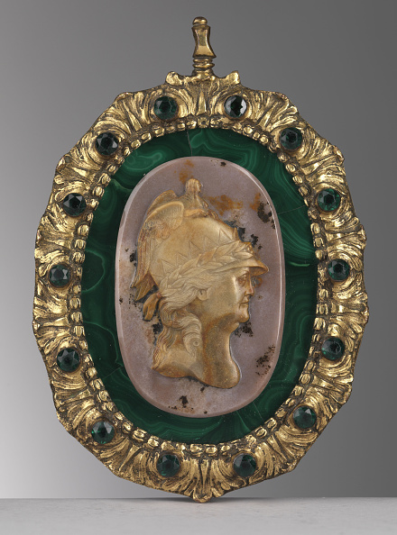 God「Catherine II as Minerva Cameo, Last quarter of 18th century」:写真・画像(7)[壁紙.com]