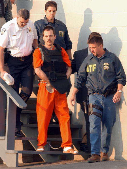 Explosive「Bombing Suspect Eric Robert Rudolph Captured」:写真・画像(3)[壁紙.com]