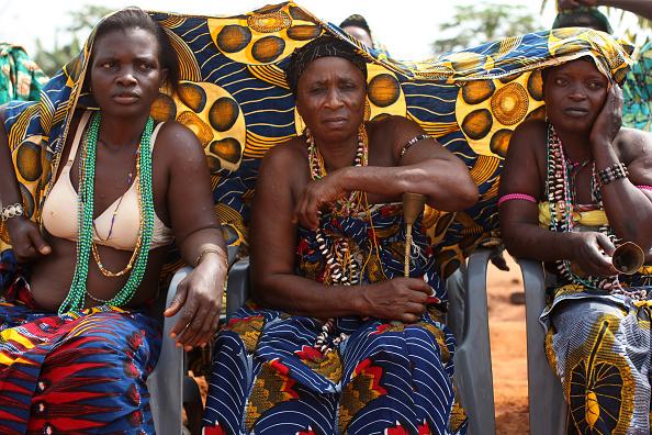 Dan Kitwood「Benin's Mysterious Voodoo Religion Is Celebrated In Its Annual Festival」:写真・画像(10)[壁紙.com]