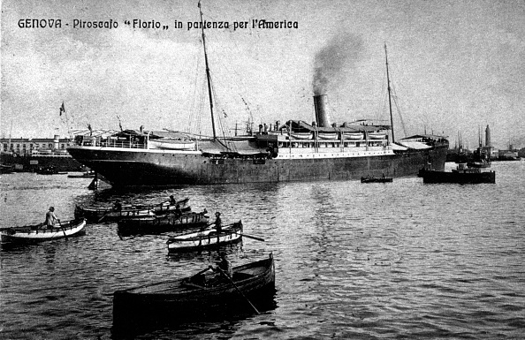 Fototeca Storica Nazionale「EMIGRATION FROM GENOA」:写真・画像(9)[壁紙.com]