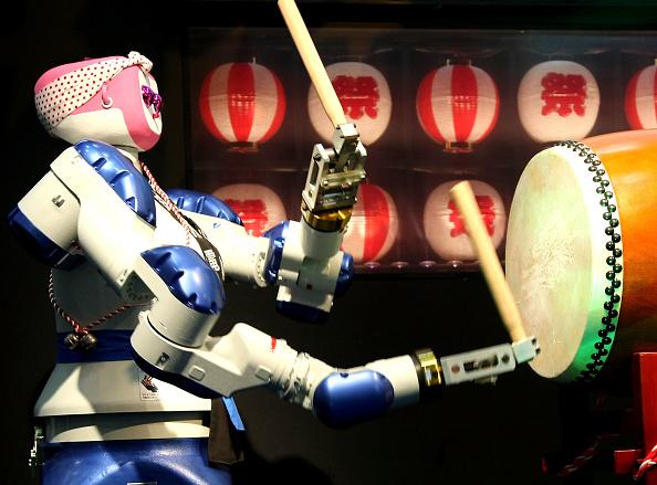 Robot Arm「2007 International Robot Exhibition」:写真・画像(8)[壁紙.com]