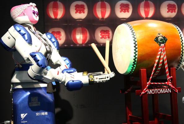 Robot Arm「2007 International Robot Exhibition」:写真・画像(9)[壁紙.com]