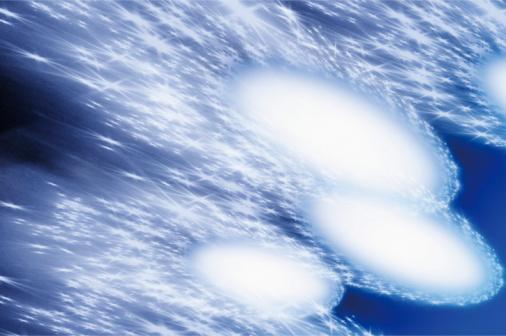 Fireball「Fireball, Blue」:スマホ壁紙(7)