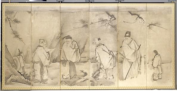 East Asia「Four Elders Of Mt. Shang」:写真・画像(12)[壁紙.com]