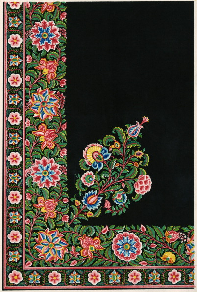 Printmaking Technique「Indian Textile」:写真・画像(14)[壁紙.com]