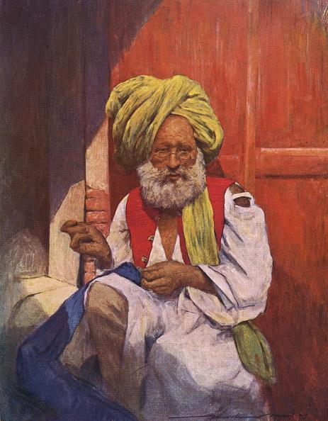 絵「An Indian tailor」:写真・画像(13)[壁紙.com]