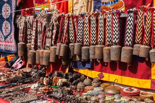 Namche Bazaar「Nepalese handicrafts in Namche Bazaar」:スマホ壁紙(3)