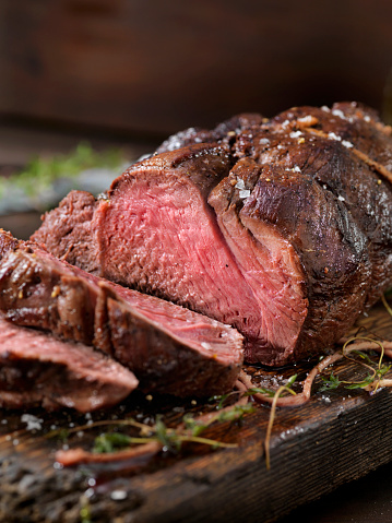 Game Meat「Venison, Elk Sirloin Tip Roast」:スマホ壁紙(8)