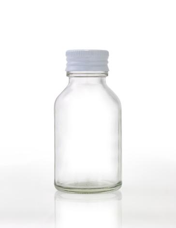 透明「Bottle of medicine」:スマホ壁紙(19)