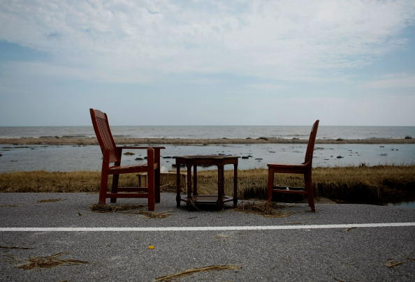 Gilchrist - Texas「Coastal Texas Faces Heavy Damage After Hurricane Ike」:写真・画像(6)[壁紙.com]