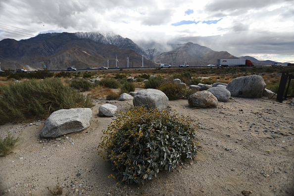 Greenhouse「California State Climate Report Shows Rising Average Temperatures In State's Coachella Valley」:写真・画像(8)[壁紙.com]