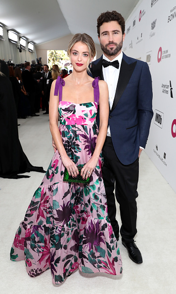 Two People「27th Annual Elton John AIDS Foundation Academy Awards Viewing Party Sponsored By IMDb And Neuro Drinks Celebrating EJAF And The 91st Academy Awards - Red Carpet」:写真・画像(10)[壁紙.com]
