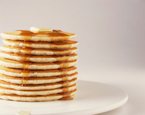 Maple Syrup「Stack of pancakes」:スマホ壁紙(4)