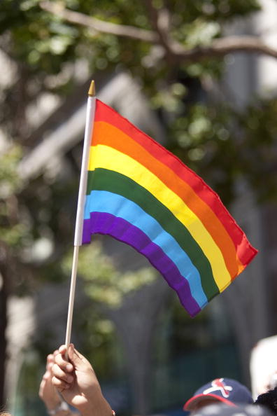 LGBTQI Rights「39th Annual Gay Pride Parade Rolls Through San Francisco」:写真・画像(15)[壁紙.com]