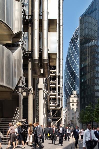 Skyscraper「Lloyds Building, London, UK」:写真・画像(19)[壁紙.com]