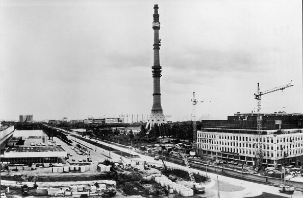 New「Moscow TV Centre」:写真・画像(5)[壁紙.com]