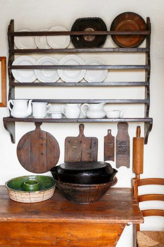Teapot「Kitchen Shelves」:スマホ壁紙(1)