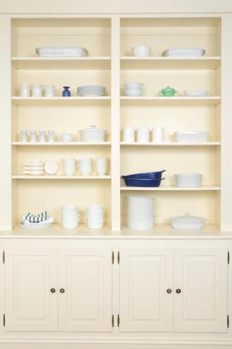 Crockery「Kitchen Shelves」:スマホ壁紙(18)