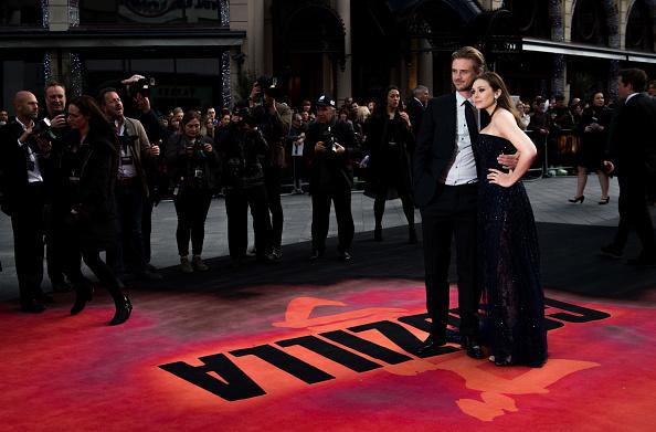 "Ian Gavan「""Godzilla"" - European Premiere - Red Carpet Arrivals」:写真・画像(5)[壁紙.com]"