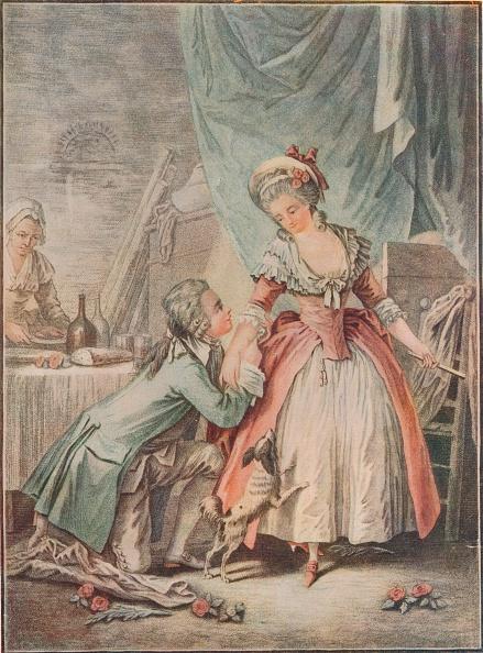 薔薇「Le Faucon, c1785」:写真・画像(2)[壁紙.com]