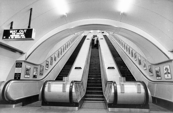 No People「Charing Cross Tube」:写真・画像(13)[壁紙.com]