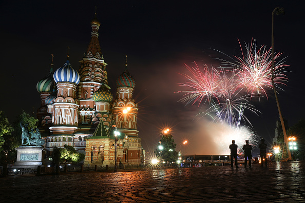 Moscow - Russia「Moscow Celebrates Russia Day In Red Square」:写真・画像(7)[壁紙.com]
