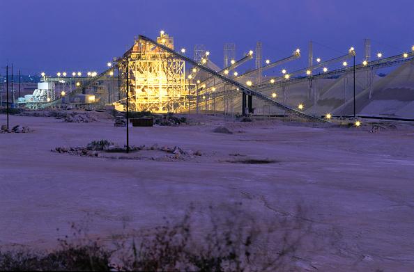 Dawn「Texan Quarry at Dusk」:写真・画像(1)[壁紙.com]