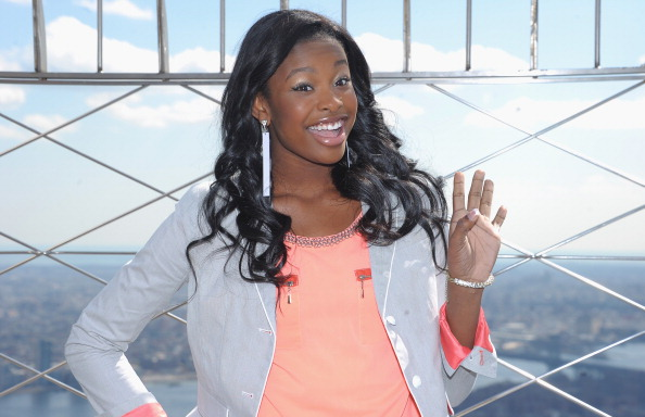 Empire State Building「Coco Jones Visits The Empire State Building」:写真・画像(12)[壁紙.com]