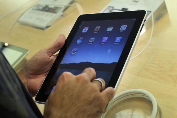 Digital Tablet「Apple iPad Release」:写真・画像(15)[壁紙.com]