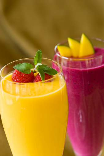 Vegetable Juice「Gourmet Refreshing Fruit Smoothie」:スマホ壁紙(7)