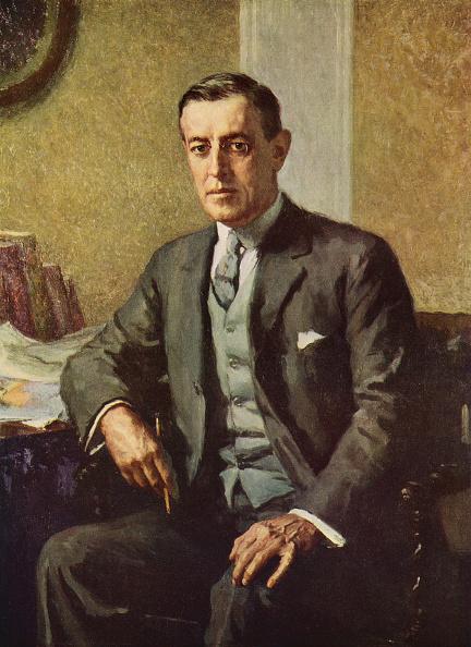US President「Thomas Woodrow Wilson」:写真・画像(9)[壁紙.com]