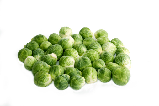 Belgium「Brussel's sprout over white」:スマホ壁紙(4)