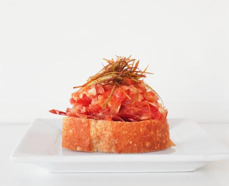 Leek「Jamon sofrito (ham) & fried leeks」:スマホ壁紙(13)