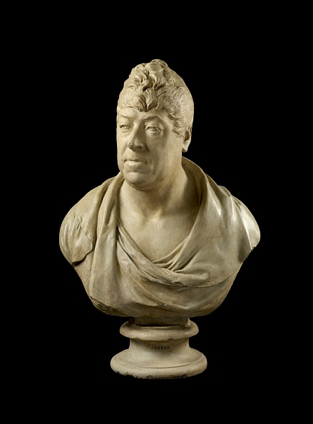 Model - Object「Bust Of Thomas Johnes Of Hafod」:写真・画像(4)[壁紙.com]