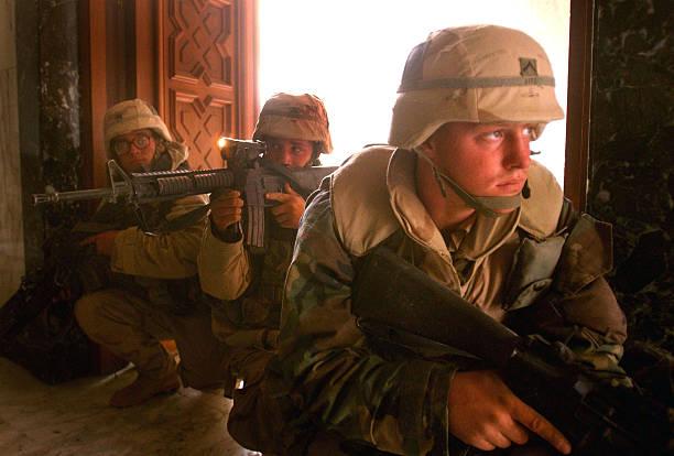 Allies Advance Into Baghdad:ニュース(壁紙.com)